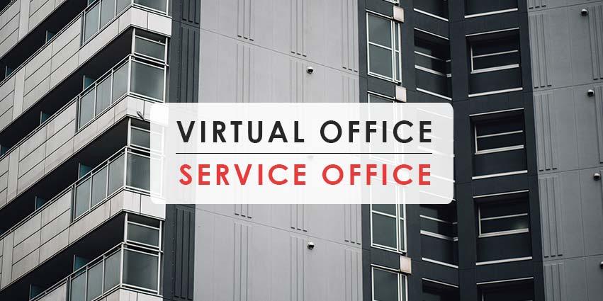 PERBEDAAN VIRTUAL OFFICE DENGAN SERVICE OFFICE