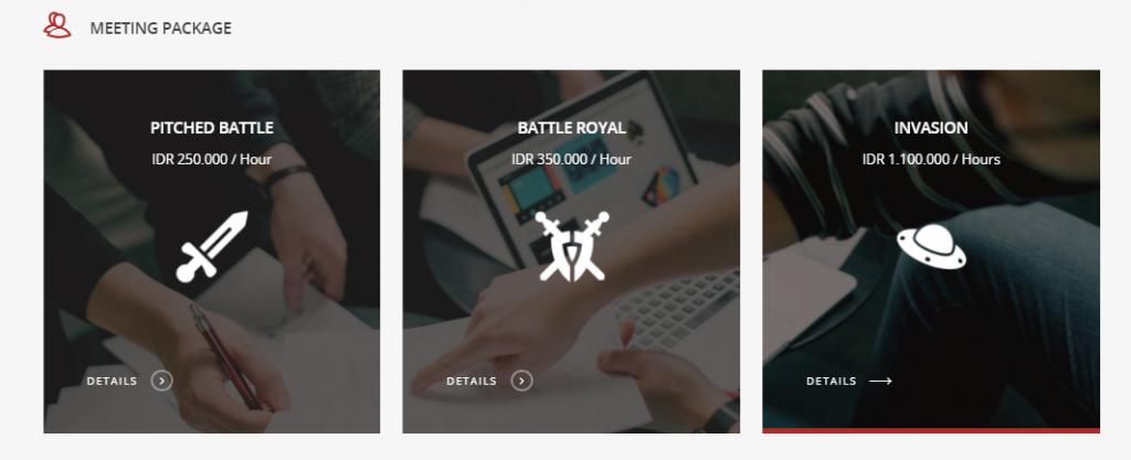 Price List Legalo OPaket Bundling Virtual Office Di Jakarta Selatan meeting sewa ruang